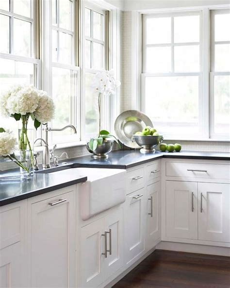 timeless kitchen cabinets the most timeless granite white countertops black