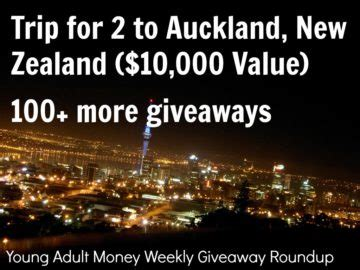 new zealand will give you a free trip if you agree to a job interview friday giveaway roundup young adult money
