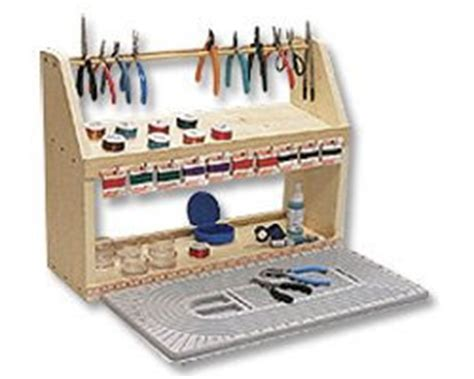 jewelry supply store bead beading workstation