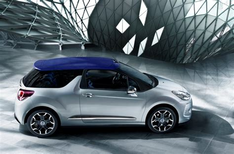 Schnellstes Auto La Noire by Citroen Ds3 Cabrio Test Oben Ohne Der Sonne Entgegen