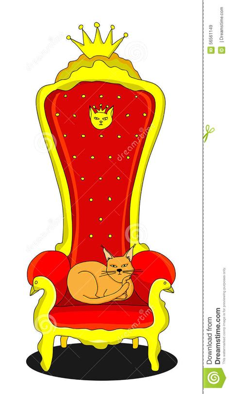cat on chair drawing the gallery for gt throne chair drawing