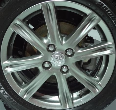 toyota yaris  oem wheel  oem original alloy wheel
