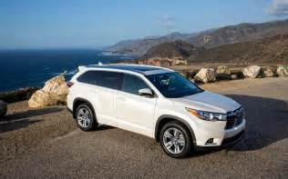 Where Is The Toyota Highlander Made 2014 Toyota Highlander Built For Comfort Review