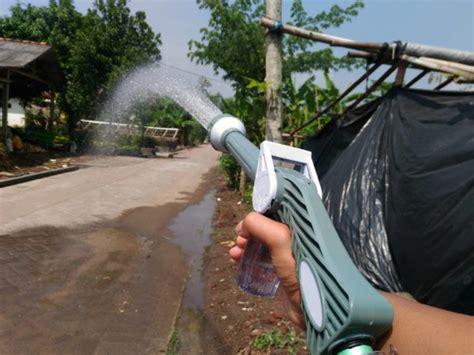Water Canon Spray Alat Semprot Cucian Mobil alat semprot air bertekanan tinggi ez jet water canon