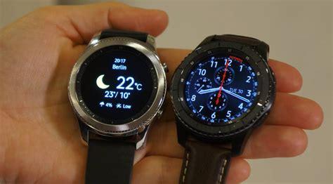 Smartwatch Gear S3 samsung gear s3 un smartwatch para los que les gusta presumir de reloj tecnolog 237 a el pa 205 s
