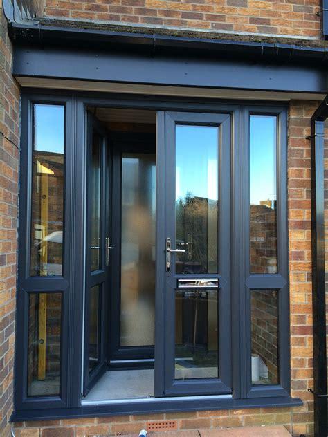 Giles Barnes Anthracite Grey Full House Choice Windows Glossop