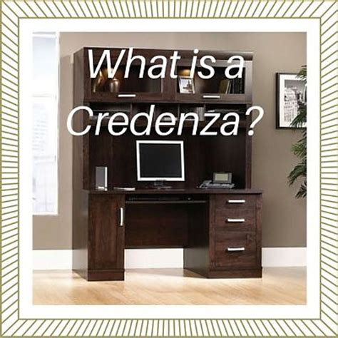 what is a credenza what is a credenza it s history today s use