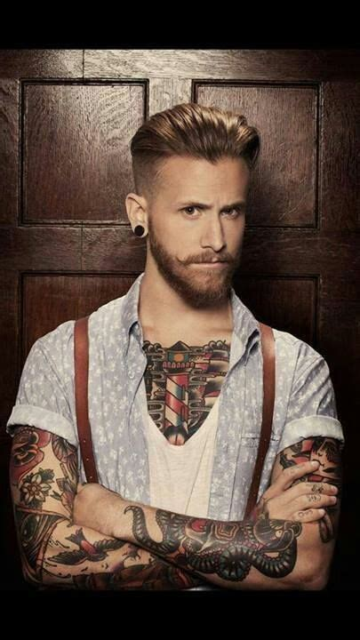 beard tattoo hashtags 113 best for men hot hairstyles images on pinterest man