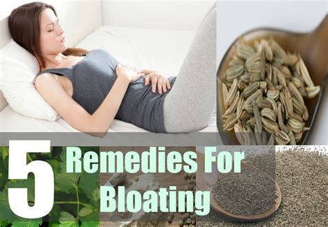 bloat treatment home 5 herbal remedies for bloating how to treat bloating naturally home remedies