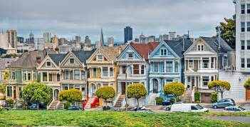 British Houses by Victorian Painted Ladies