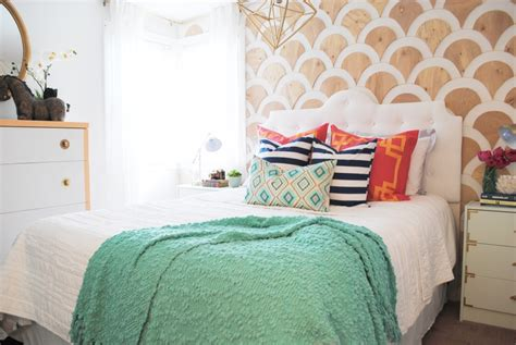 Colorful Master Bedroom by Colorful Master Bedroom