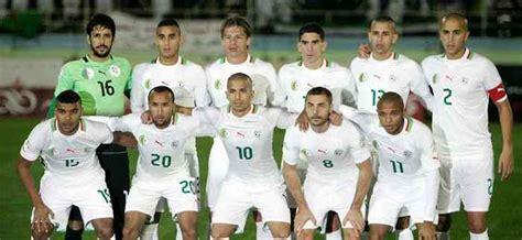 Portrait de l'équipe de foot de l'Algérie | Afrique Foot L Equipe Foot
