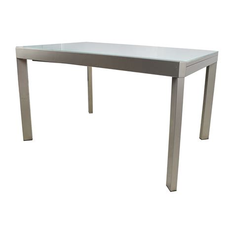 calligaris bench 79 off calligaris calligaris extendable glass dining