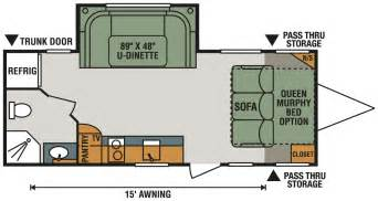 escape floor plan escape e201rb ultra lightweight travel trailer k z rv