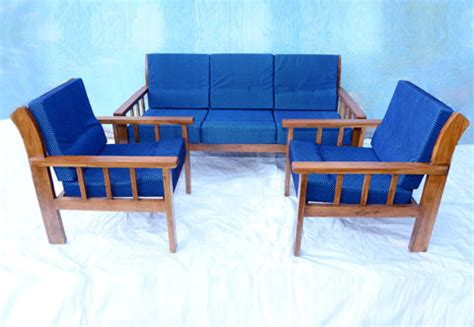 wooden sofa with removable cushions goodlife furnitures mangalore furniture showroom