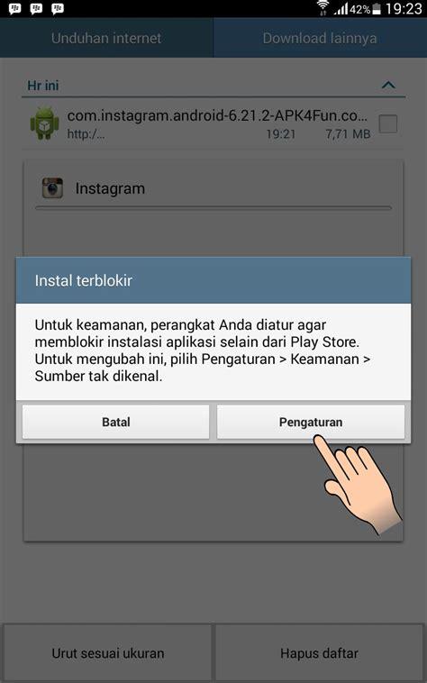 tutorial aplikasi whatsapp cara instal aplikasi whatsapp di tablet android