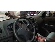 Interior Toyota Hilux 4x4 Extreme 2014 Versi&243n Para Colombia FULL HD