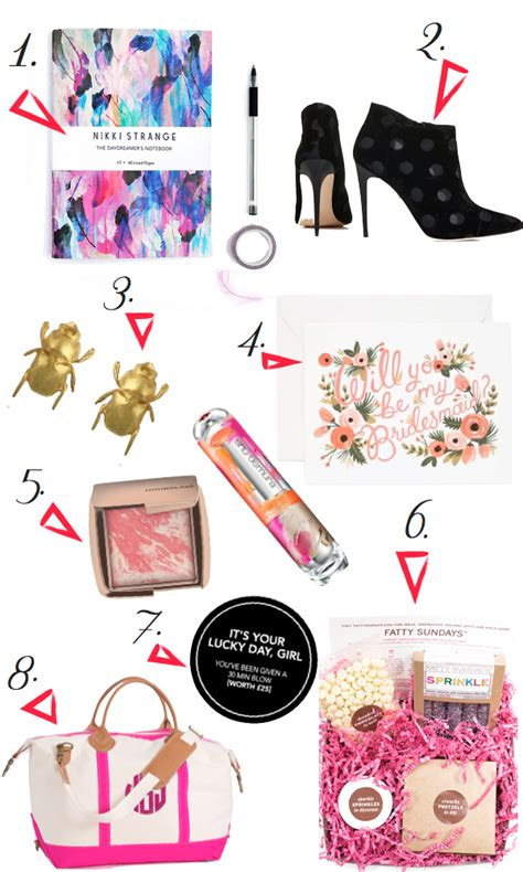 a christmas gift guide for best friends the bijou bride