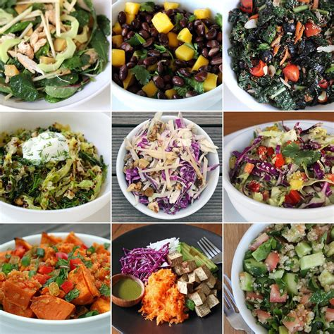healthy tuna recipes to lose weight weight loss salads popsugar fitness australia