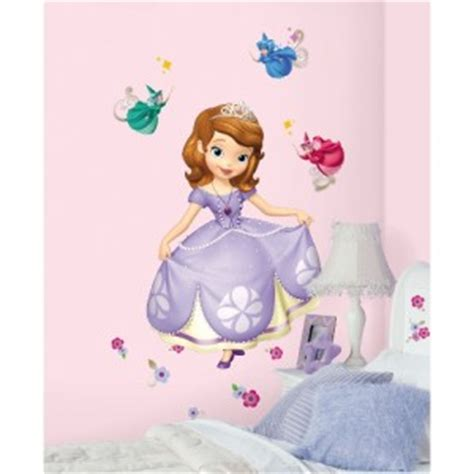 sofia the first bedroom decor new giant sofia the first wall decals disney princess