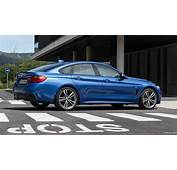 2015 BMW 4 Series 428i Gran Coupe M Sport Package  Side