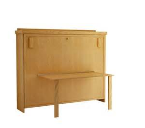 Murphy Bed Table Elsa Horizontal Murphy Bed And Desk Wall Bed Factory