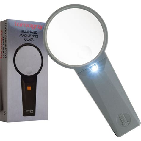 Lighted Magnifying Glass Walmart by Lumagny 2x 3x Illuminated Magnifying Glass With Led