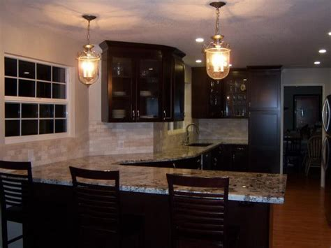 dark colored cabinets in kitchen simple tips for painting kitchen cabinets black my