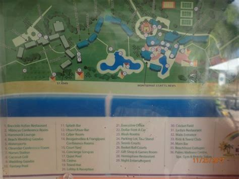 jolly resort map building map picture of starfish jolly resort