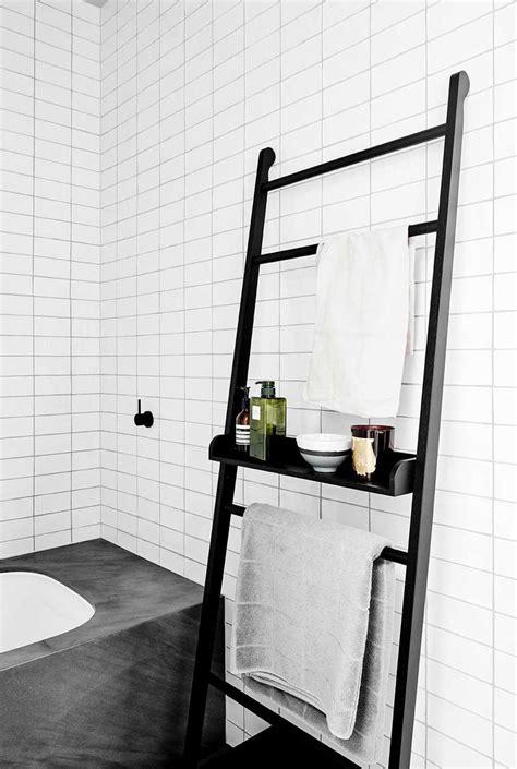 Ladder Bathroom Shelf by 25 Best Ideas About Bathroom Ladder On