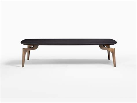 holly hunt bench holly hunt gazelle cocktail table tables pinterest