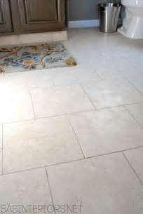 groutable luxury vinyl tile floor an update jenna burger