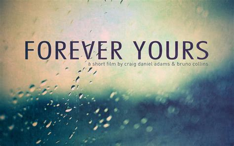 Forever In forever yours quotes quotesgram
