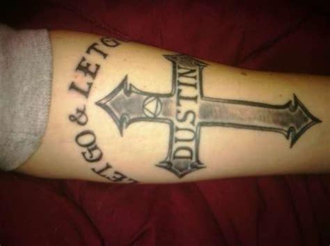 tattoo holy cross 15 holy christian tattoos