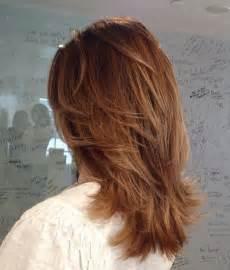 how to cut medium length hair in layers 70 brightest medium length layered haircuts and hairstyles