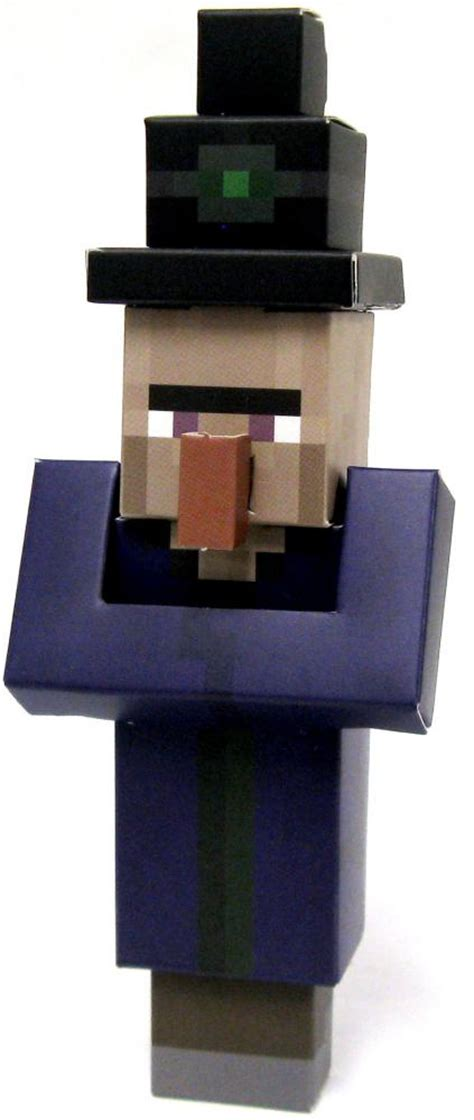 Minecraft Papercraft Witch - minecraft witch papercraft on sale at toywiz