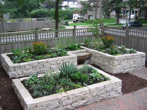 Raised Garden Bed Layout Bl Landscape Design Minnesota