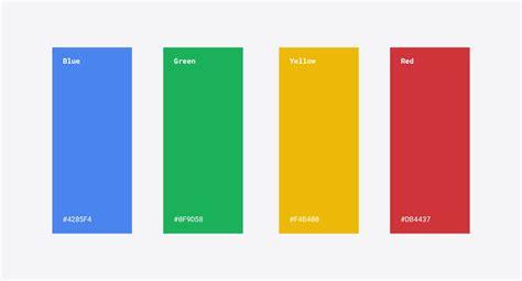 google design guidelines color nuevo logo de google el m 225 s significativo en sus 16 a 241 os