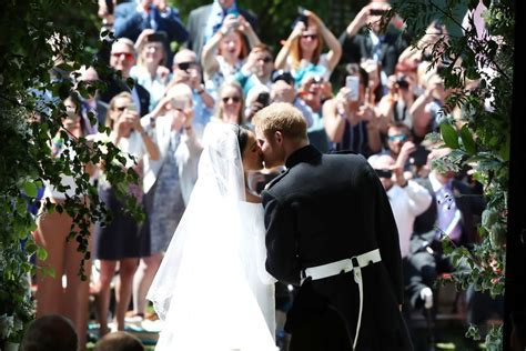 Best Moments From Prince Harry and Meghan Markle's Wedding