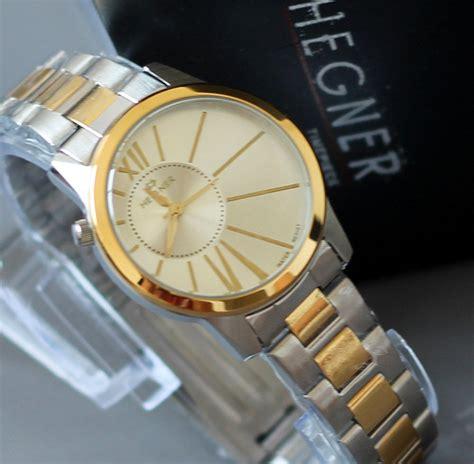Jam Tangan Wanita F Muller Gold Plat White hegner jam tangan hegner wanita pria garansi showroom resmi deals for only rp199 000