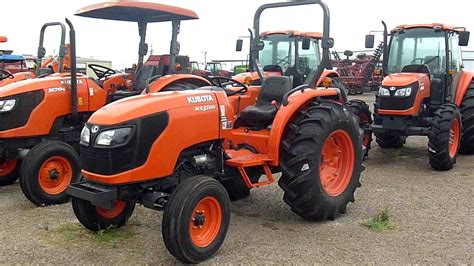 Tractor For Sale kubota mx5100f tractor for sale