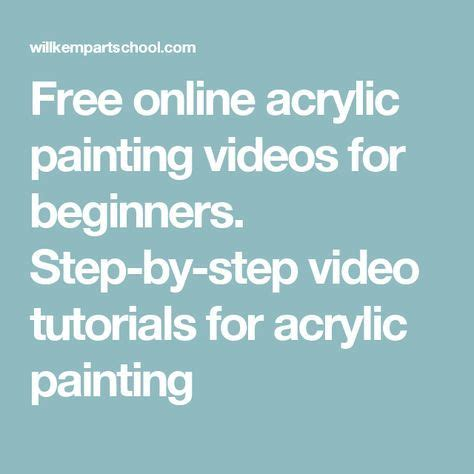 codeigniter tutorial for beginners step by step free download free online acrylic painting videos for beginners step by