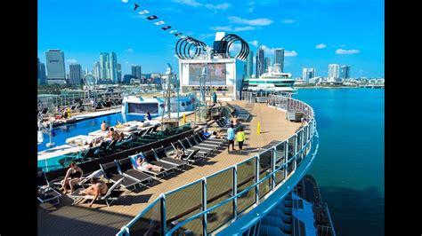 ship video msc seaside cruise ship video tour youtube