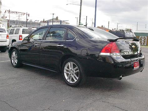 2009 chevy impala capacity 2014 impala ltz vs 2015 impala ltz autos post