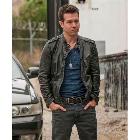 jon seda chicago pd jon seda detective antonio dawson chicago p d black jacket