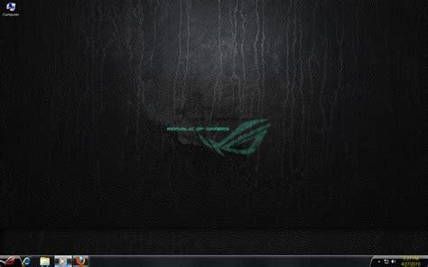 asus wallpaper downloads windows 7 rog 2 asus for windows 7 by carlospr21 on deviantart