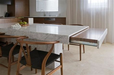 kitchen island with table extension pull out kitchen tables wonderful for small homes
