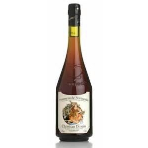 pommeau de normandie 70cl 17 vol calvados christian
