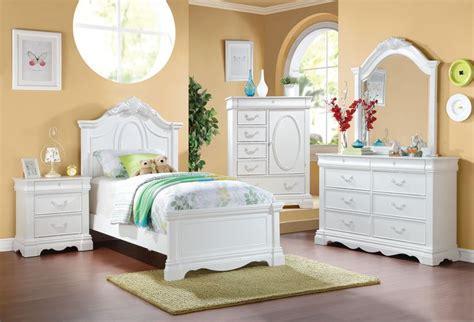 white dresser with mirror nz estrella collection white finish kids bedroom sets kids