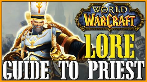 How To Be A by How To A Priest Wow Lore